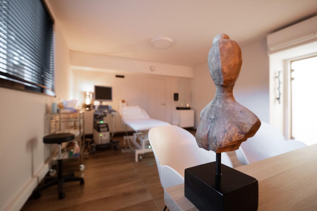 Salle de chirurgie de la clinique de la femme